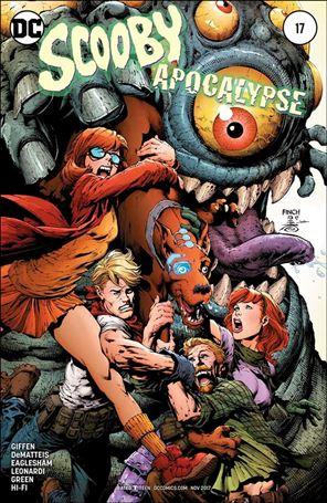Scooby Apocalypse 17-B
