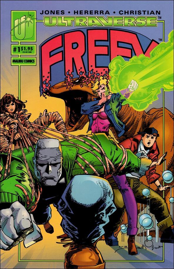Freex 1-B by Malibu