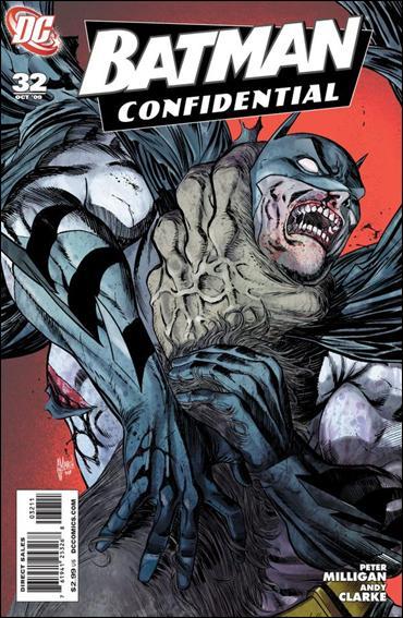Batman Confidential 32-A by DC