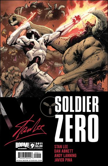 Soldier Zero 9-A by Boom! Studios