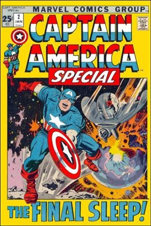 Captain America Annual 2-A