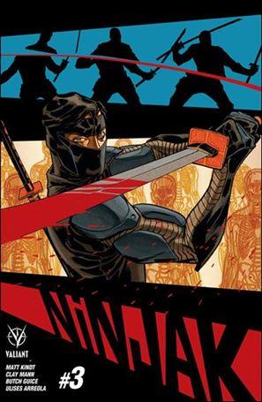 Ninjak (2015) 3-B