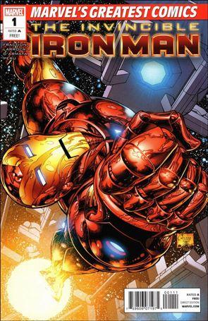 Invincible Iron Man (2008) 1-N
