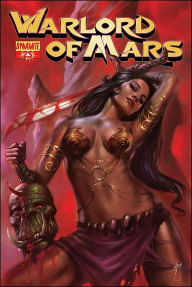 Warlord of Mars 23-B by Dynamite Entertainment