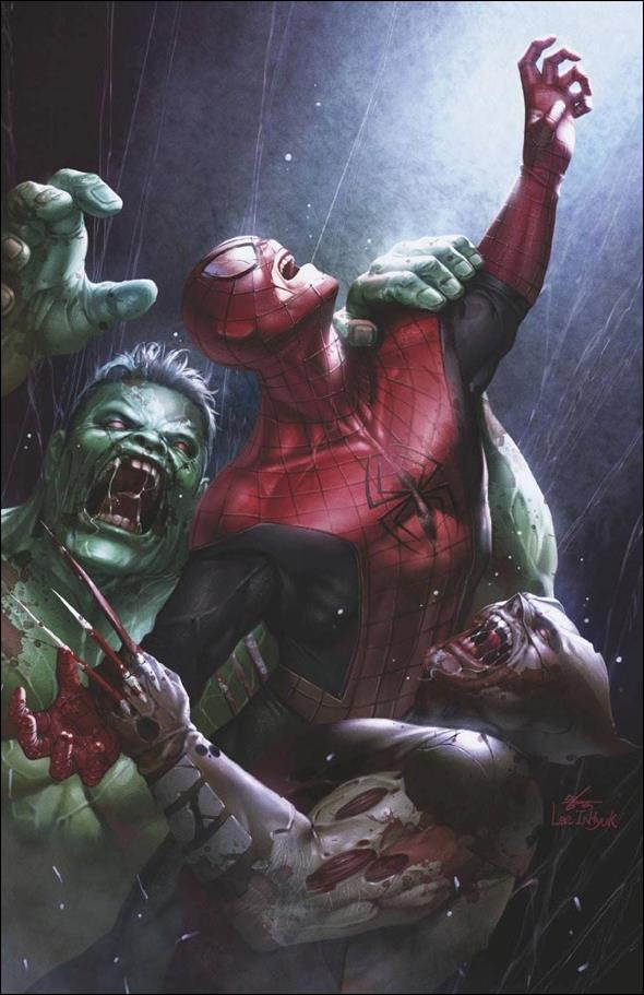 Marvel Zombies: Resurrection (2020) 3-D by Marvel