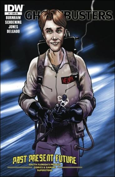 Ghostbusters (2011) 1-L by IDW