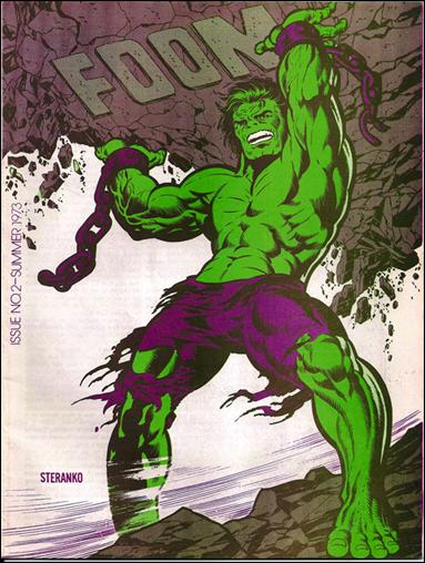 FOOM Magazine 2-A by Marvel