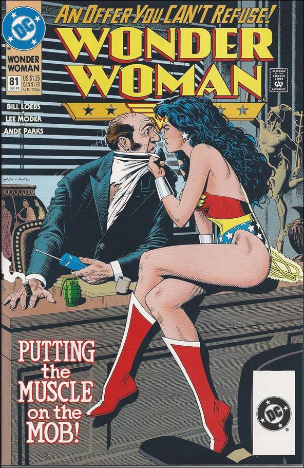Wonder Woman (1987) 81-B by DC