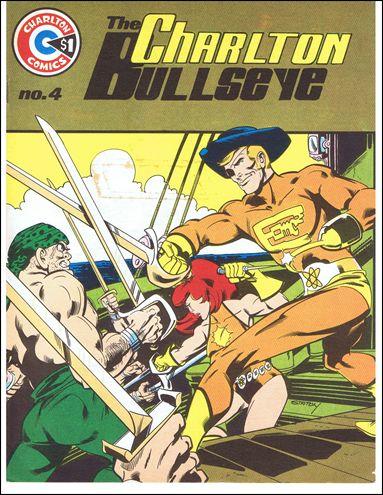 Charlton Bullseye (1975) 4-A by Charlton