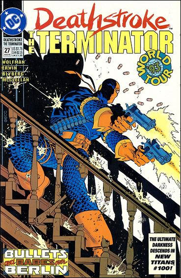 Deathstroke, the Terminator 27-A by DC