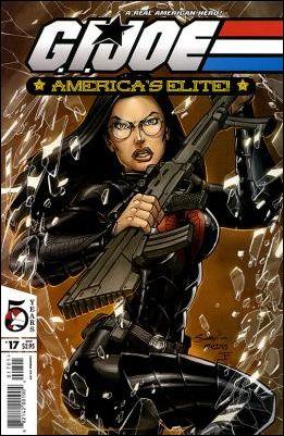 G.I. Joe: America's Elite 17-A by Devil's Due