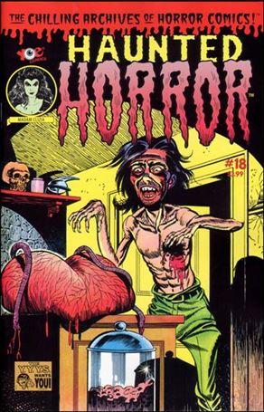 Haunted Horror 18-A