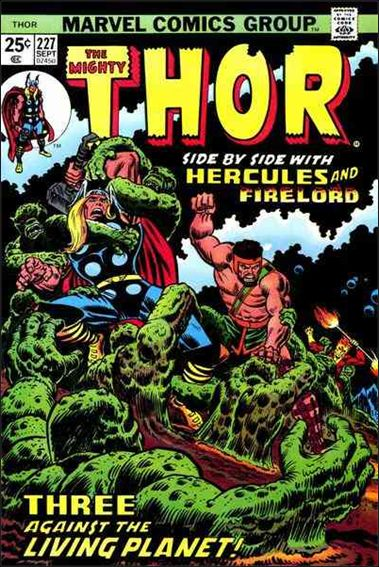 Thor (1966) 227-A by Marvel