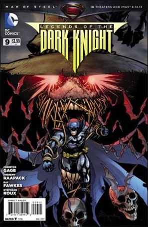 Legends of the Dark Knight 9-A