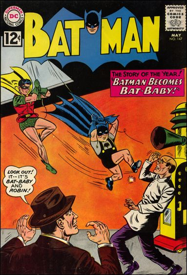 Batman (1940) 147-A by DC