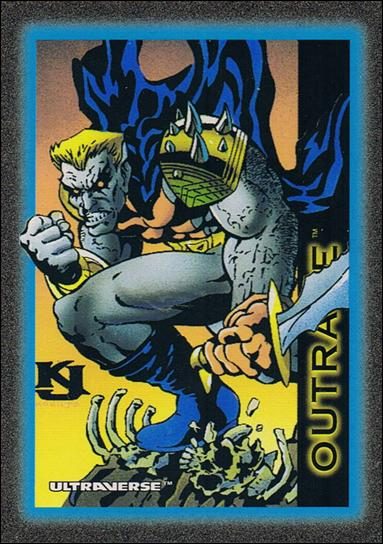 Ultraverse: Series 1 (Base Set) 22-A by SkyBox
