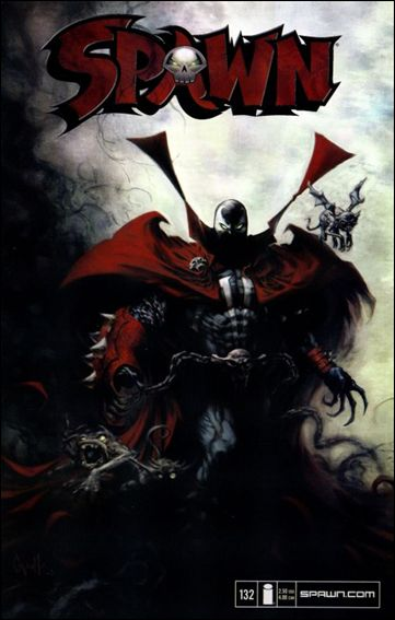 Spawn 132-A by Image