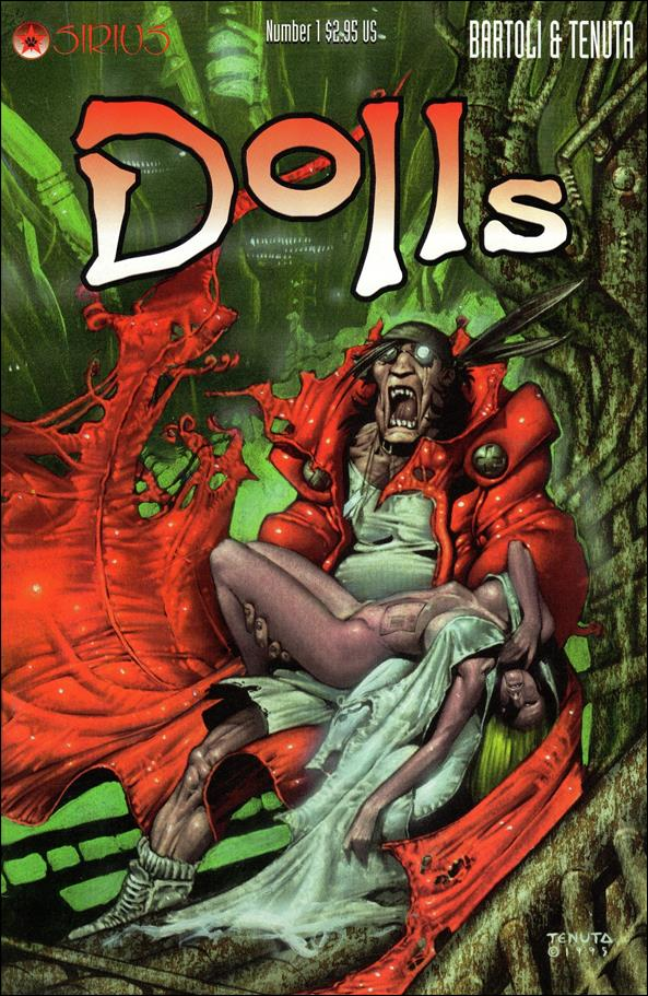 Dolls 1-A by Sirius