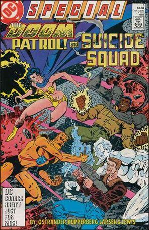 Doom Patrol and Suicide Squad Special 1-A