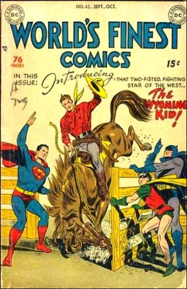 World's Finest Comics 42-A by DC