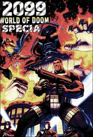 2099 Special: The World of Doom 1-A by Marvel