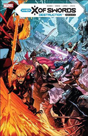 X of Swords: Destruction 1-A