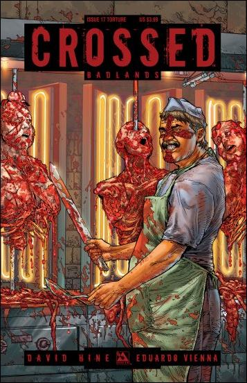Crossed: Badlands 17-C by Avatar Press