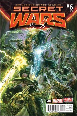 Secret Wars 6-A