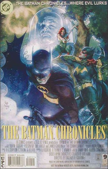Batman Chronicles 9-A by DC