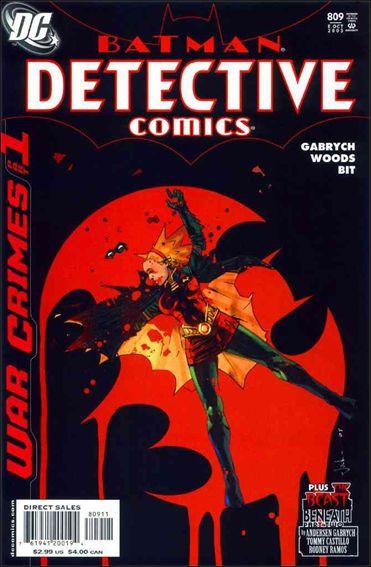 Detective Comics (1937) 809-A by DC