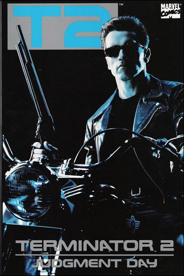 Terminator 2: Judgment Day 1-A by Marvel