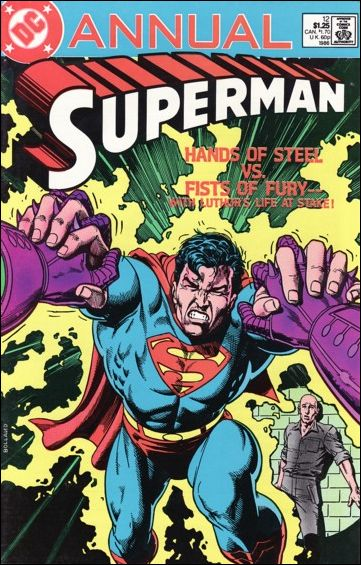 Superman Annual (1960) 12-A by DC