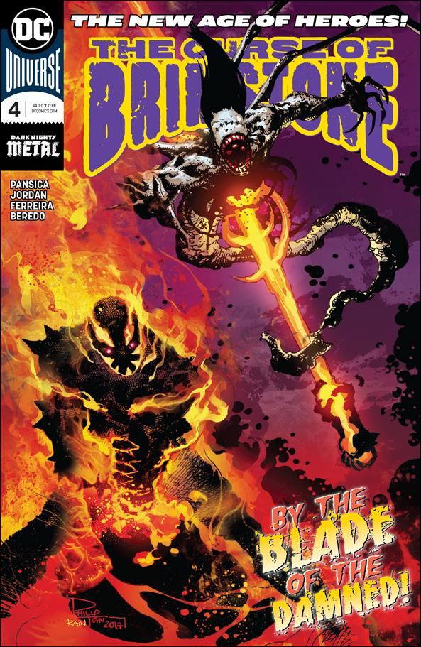 Curse of Brimstone 4-A by DC