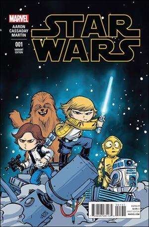 Star Wars (2015) 1-K