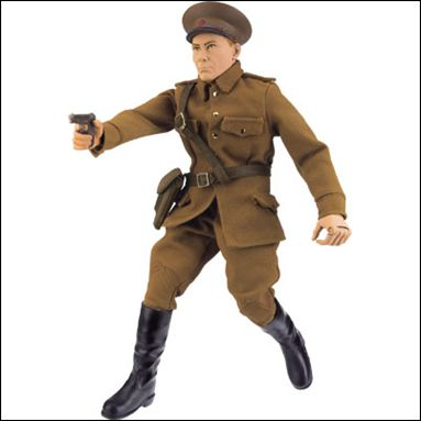 "Indiana Jones 12"" Action Figures Dovchenko by Hasbro"