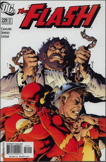 Flash (1987) 229-A by DC