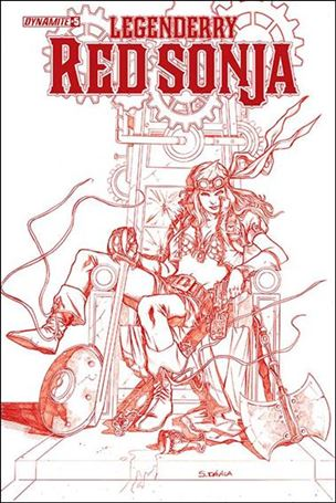 Legenderry Red Sonja 5-D