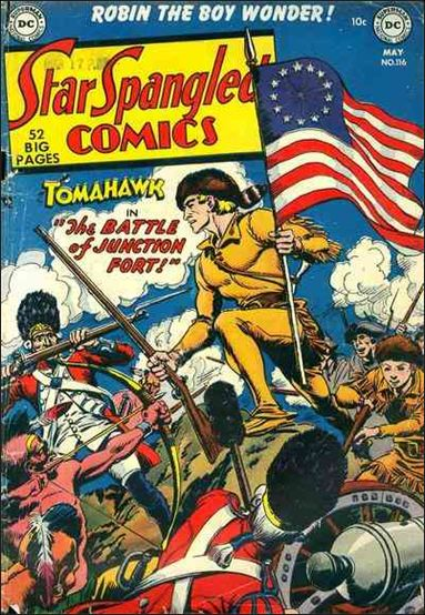 Star Spangled Comics (1941) 116-A by DC