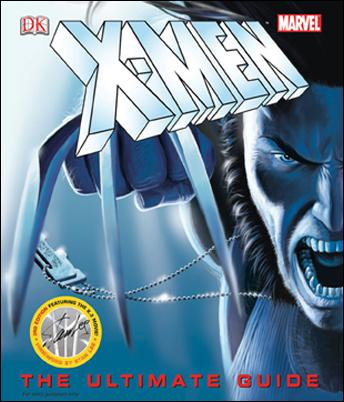 Ultimate X-Men (2000) 1-B by DK Publishing