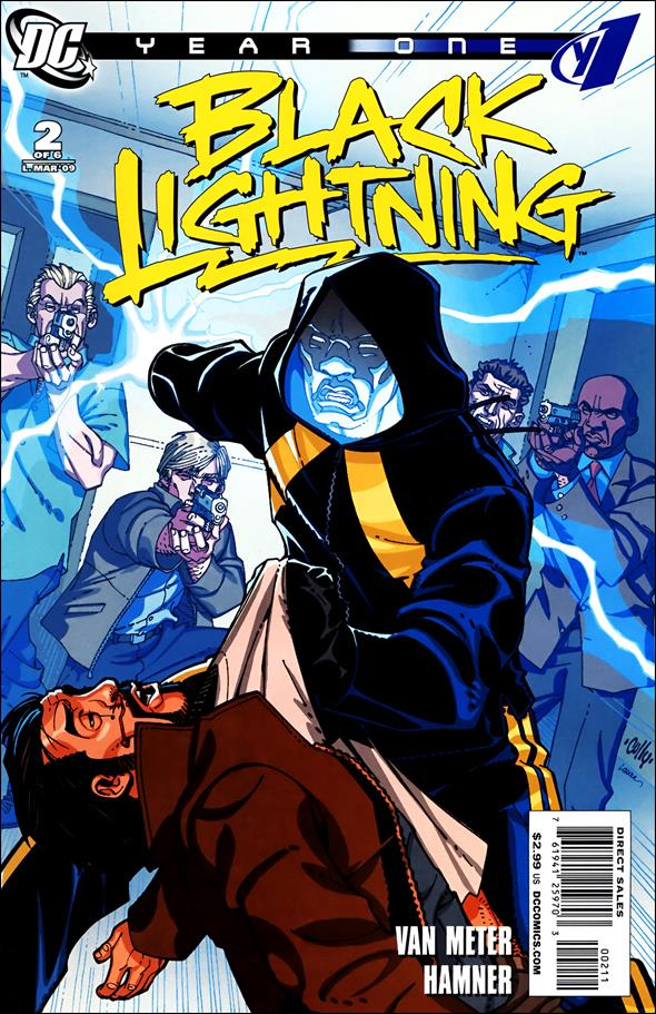 Black Lightning: Year One 2-A by DC