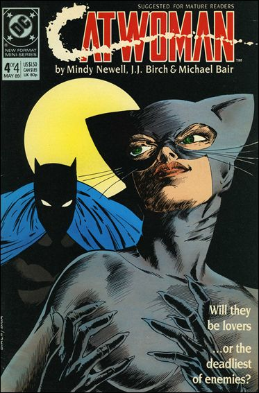 Catwoman (1989) 4-A by DC