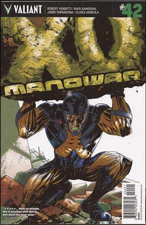 X-O Manowar (2012)  42-B