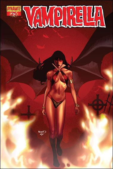 Vampirella (2010) 25-A by Dynamite Entertainment