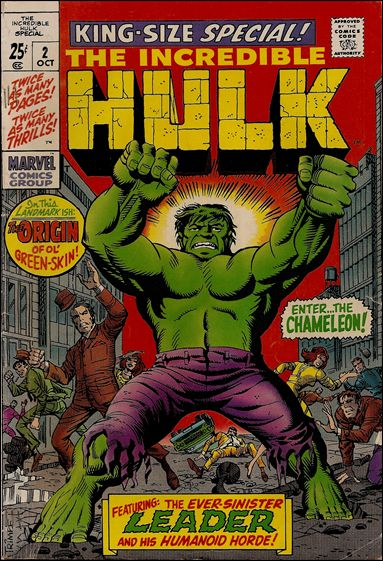 Incredible Hulk Annual  2-A by Marvel