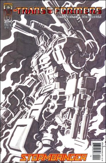 Transformers: Stormbringer 4-B by IDW