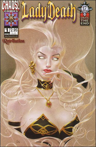 Lady Death: Retribution 1-B by Chaos