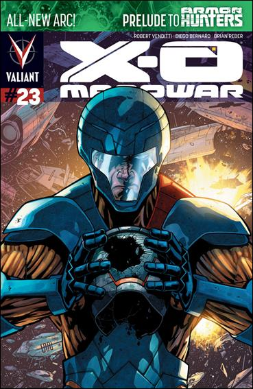 X-O Manowar (2012)  23-A by Valiant Entertainment