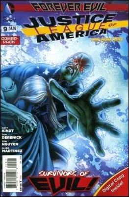 Justice League of America (2013)  9-B by DC