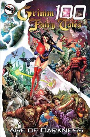 Grimm Fairy Tales 100-B