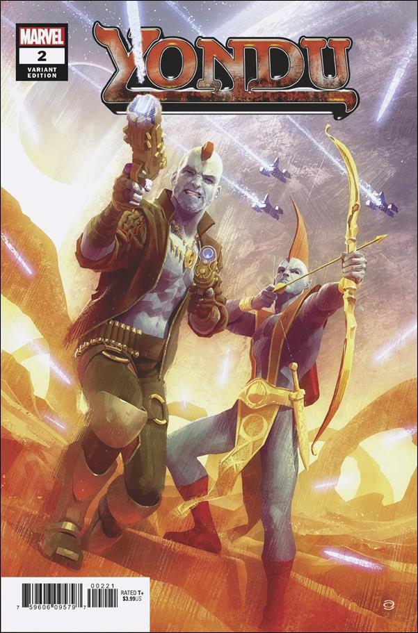 Yondu 2-B by Marvel